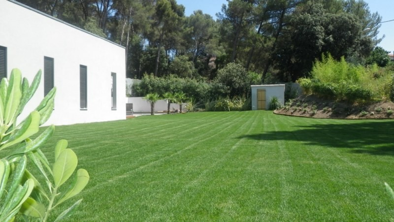 Jardinier paysagiste et am nagement jardin bouc bel air for Creation jardin paysager