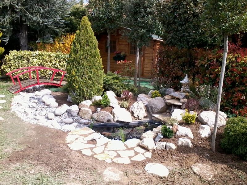cr ation de jardin paysager sur bouc bel air et aix jeanselme paysage. Black Bedroom Furniture Sets. Home Design Ideas