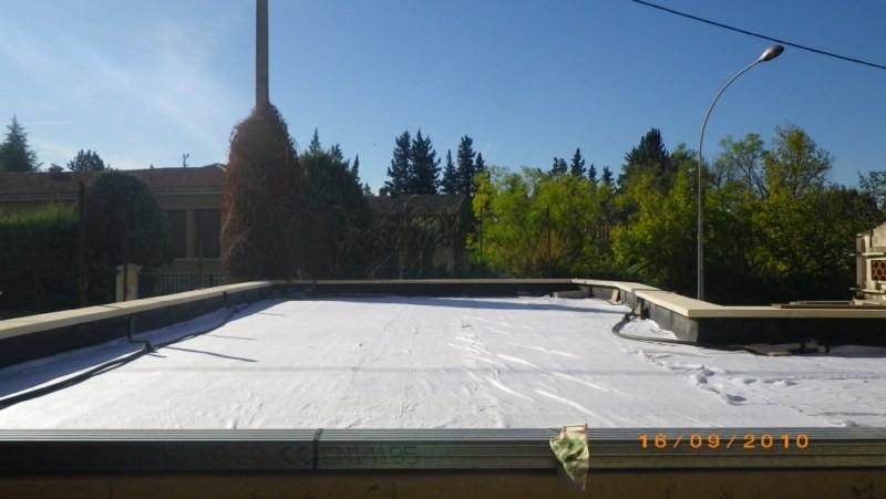 am nagement d 39 un toit terrasse sur aix en provence. Black Bedroom Furniture Sets. Home Design Ideas